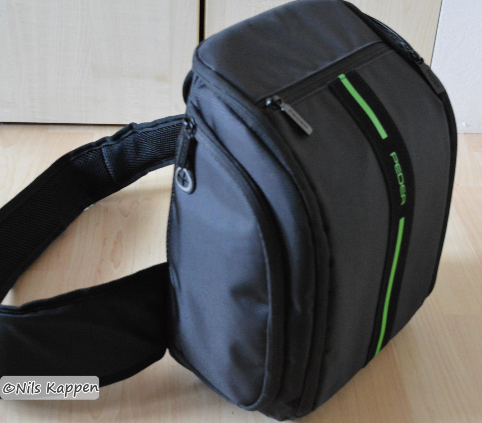 FotoBlog-Rucksack-Test_Backpack-Pedea Essex SLR-Kamerarucksack