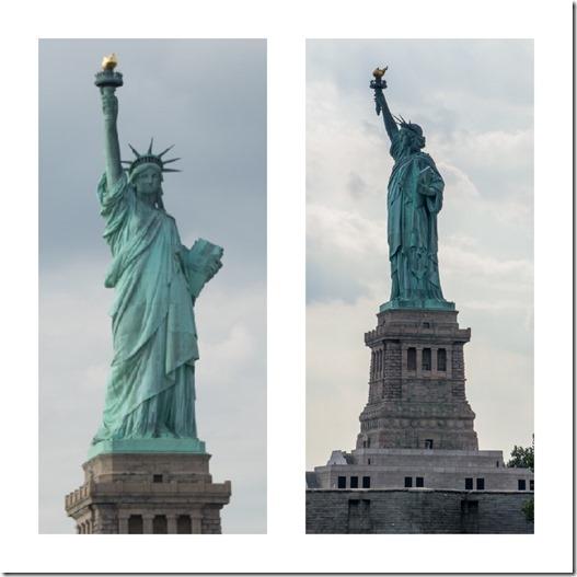 Freiheitsstatue - New York City - Reisebericht und Top Sehenswürdigkeiten