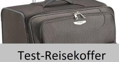 Test: Reisekoffer – Samsonite Suitcase Base Hits Spinner