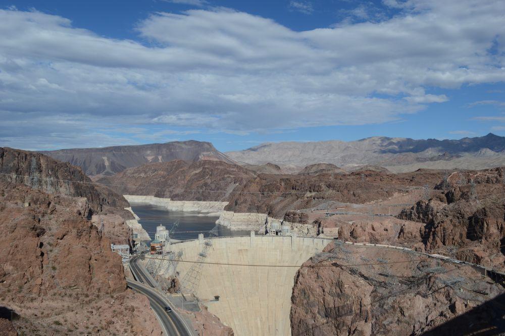 Roadtrip - Westküste Kalifornien - Hoover Dam
