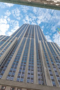 Reisebericht New York - Empire State Building