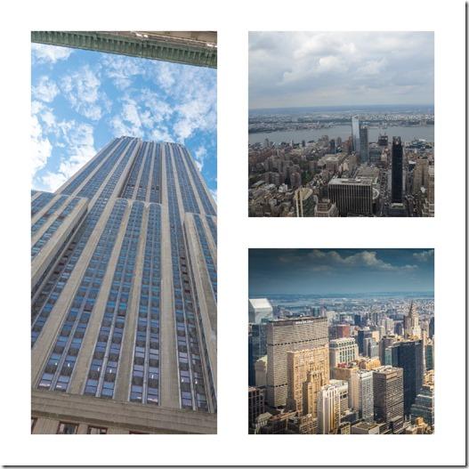 EmpireStateBuilding - New York City - Reisebericht und Top Sehenswürdigkeiten