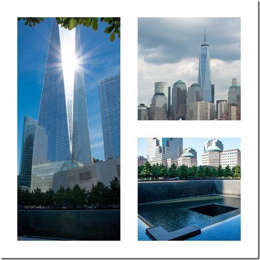 OneWorldTradeCenter - New York City - Reisebericht und Top Sehenswürdigkeiten