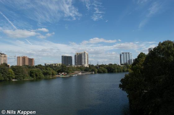 Lady Bird Lake Austin