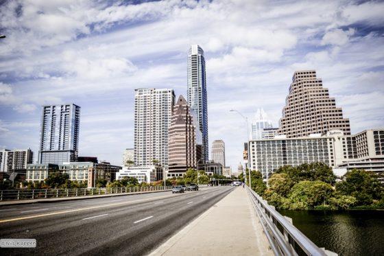 Skyline Texas Austin HDR