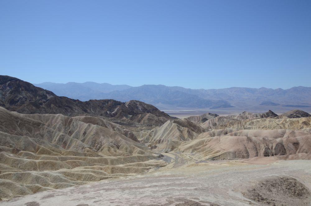 Roadtrip - Westküste Kalifornien - Death Valley