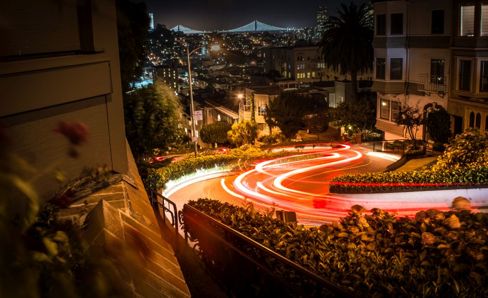 Roadtrip - Westküste Kalifornien - San Francisco