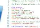PowerShell Script – Bilder in Verzeichnissen suchen