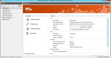 E-Mail Relay mit Office 365