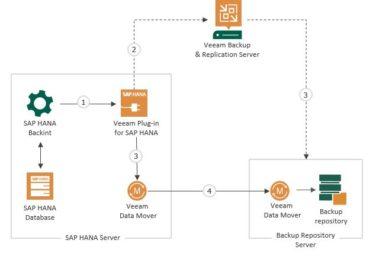 Veeam Plugin für SAP HANA